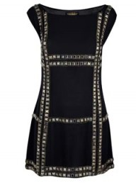 New Look Idol Stud Shift Dress