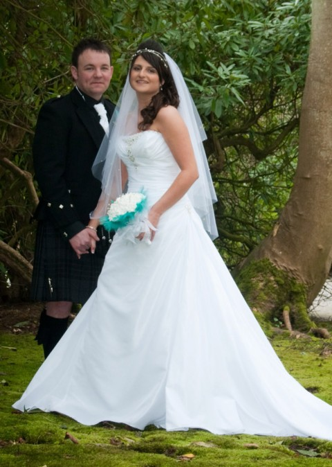 Elaine-Strath-Stylish Real Life Brides-Marie Claire Wedding