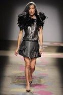 Giles Deacon Spring/Summer 2010 - Paris Fashion Week - Marie Claire