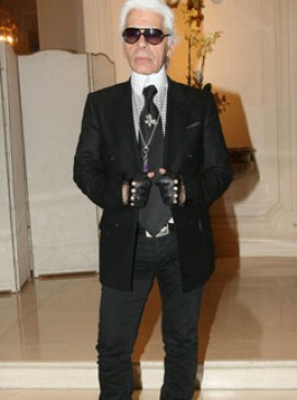 Karl Lagerfeld - Fashion News - Marie Claire