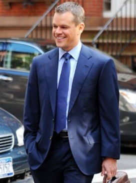 Matt Damon - Celebrity News - Marie Claire