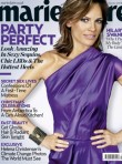 December 2009 cover, Hilary Swank