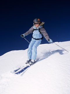 Women-only skiing lessons, Austria - 10 Best Cool Escapes - Travel - Marie Claire