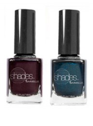 Barielle Nail Polish in Lava Rock and Blackened Bleu - Beauty Buy of the Day - Beauty - Marie Claire