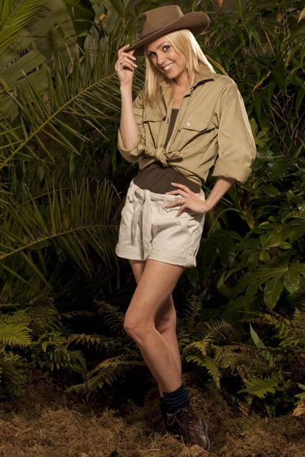 Camilla-Dallerup-I'm a celebrity get me out of here-Celebrity photos-12 November 2009