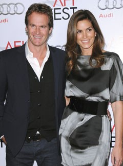 Cindy Crawford and Rande Gerber - Celebrity News - Marie Claire