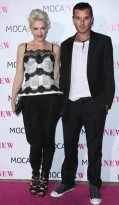 Gwen Stefani and Gavin Rossdale at the MOCA 30th Anniversary Gala, LA