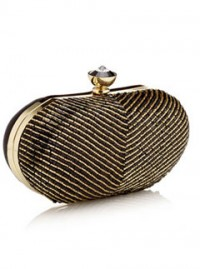 Accessorize embellished hard case clutch - Fashion Buy of the Day - Marie Claire