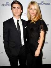 Zac Efron and Claire Danes: Me and Orson Welles London premiere