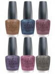 O.P.I Suede nail polish - Beauty News - Maire Claire