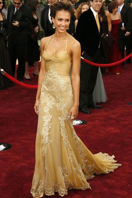 Jessica Alba: 50 Best Dressed of the Decade