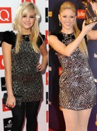 Pixie Lott and Shakira - Who wore it best? - Fashion - Marie Claire