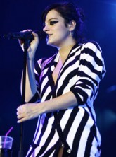 Lily Allen - Celebrity News - Marie Claire