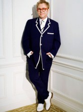 Elton John - Fashion News - Marie Claire