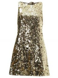 New Look sequin dress