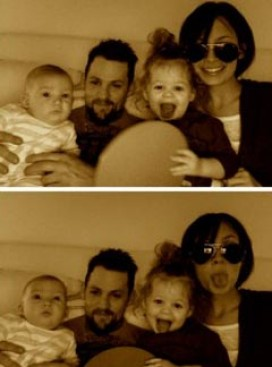 Nicole Richie family
