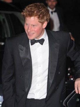 Prince Harry - Fashion News - Marie Claire