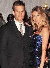 Tom Brady and Gisele Bundchen - Celebrity News - Marie Claire