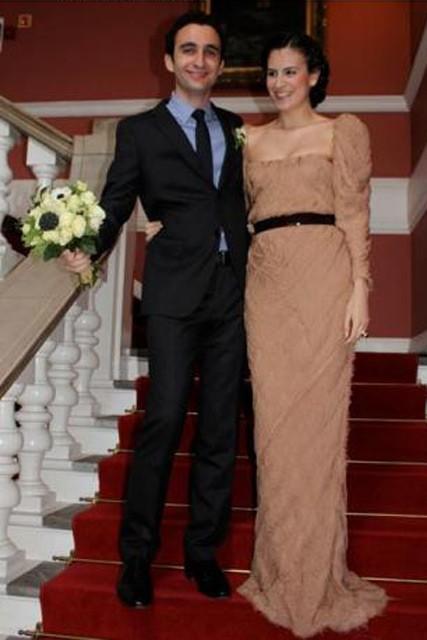 Stylish Real Life Brides: Charlotte Przyiemski