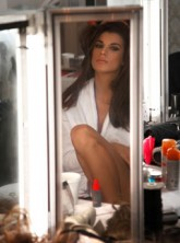 Elisabetta Canalis for Roberto Cavalli - Fashion News - Marie Claire