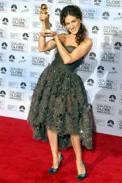 Sarah Jessica Parker: Best Golden Globe Dresses Ever
