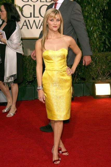 Reese Witherspoon: Best Golden Globe Dresses Ever