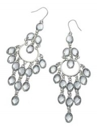 Accessorize Annabelle Crystal Chandelier Earrings