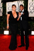 Mariah-Carey-Golden Globe Awards 2010-Celebrity Photos-18 January 2010