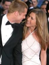 Brad Pitt & Jennider Aniston - News - Marie Claire
