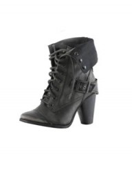 River Island lace up ankle boots