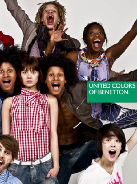 Benetton launches worldwide modelling competition