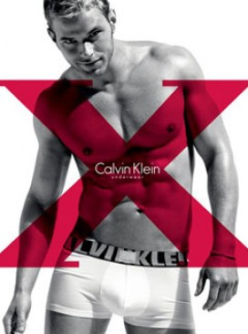 Kellan Lutz for Calvin Klein - Fashion News - Marie Claire