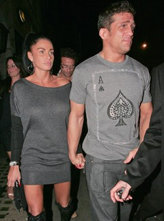 Katie Price & Alex Reid - Katie Price and Alex Reid wedding - Celebrity News - Marie Claire