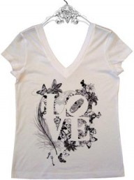 Ros Shiers Love T-shirt
