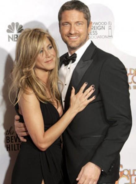 Jennifer aniston dating gerard butler