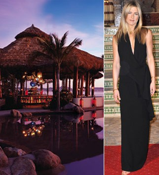 Jennifer Aniston - A-List Escapes - Celebrity - Travel - Marie Claire