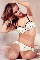 Rosie Huntington-Whiteley for Monsoon Lingerie