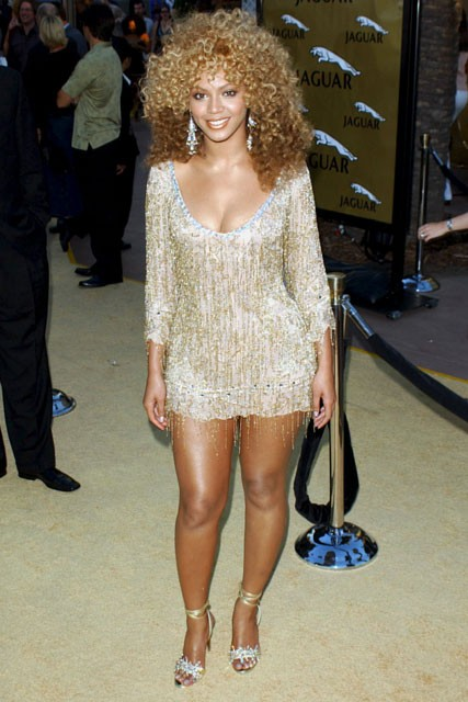 Beyonce Knowles - Style highs & lows -Fashion - Marie Claire