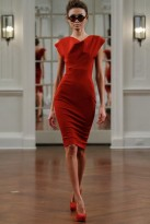 Victoria Beckham dress collection autumn/winter 2010 - New York Fashion Week