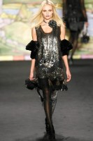 Anna Sui A/W 2010 - New York Fashion Week - Catwalk Shows - Marie Claire