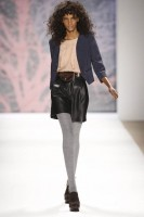 Tibi Autumn/Winter 2010 - New York Fashion Week - Marie Claire