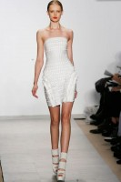Herve Leger A/W 2010 - New York Fashion Week - Marie Claire