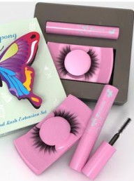 Jelly Pong Pong Mascara and Lash Extension set