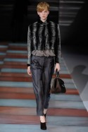 Emporio Armani Autumn/Winter 2010, Milan Fashion Week