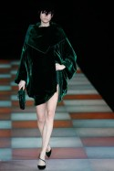 Giorgio Armani Autumn/Winter 2010, Milan Fashion Week