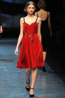 Dolce &amp; Gabbana Autumn/Winter 2010, Milan Fashion Week
