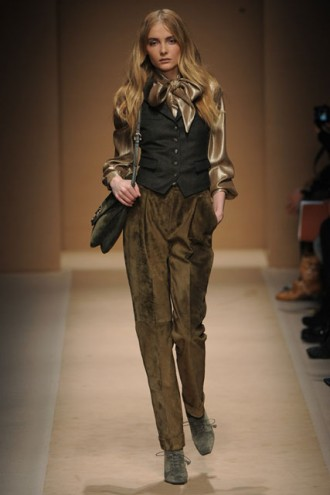 Salvatore Ferragamo Autumn/Winter 2010, Milan Fashion Week