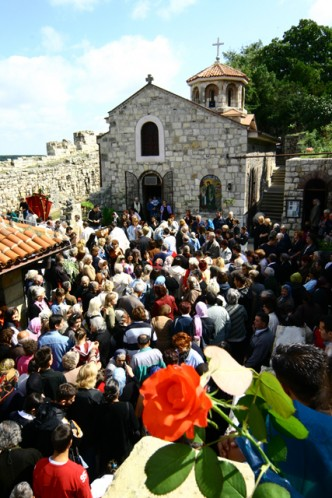 St Petka Church - Belgrade - City guide