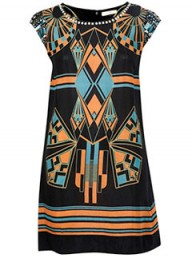 River Island Aztec shift dress - Fashion Buy of the Day - Marie Claire