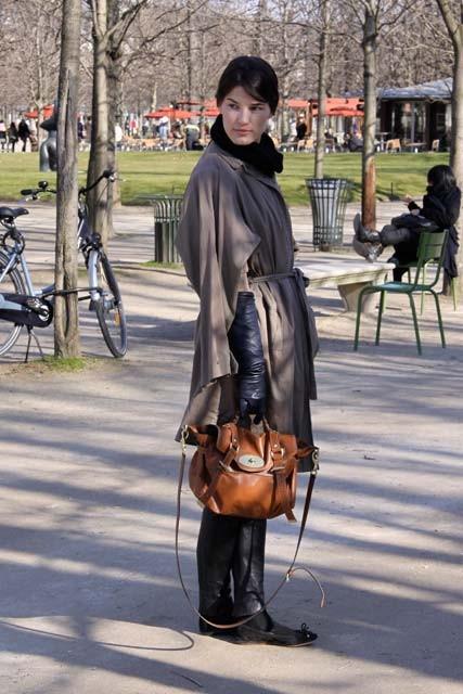 Paris Fashion Week Street Style Autumn/Winter 2010